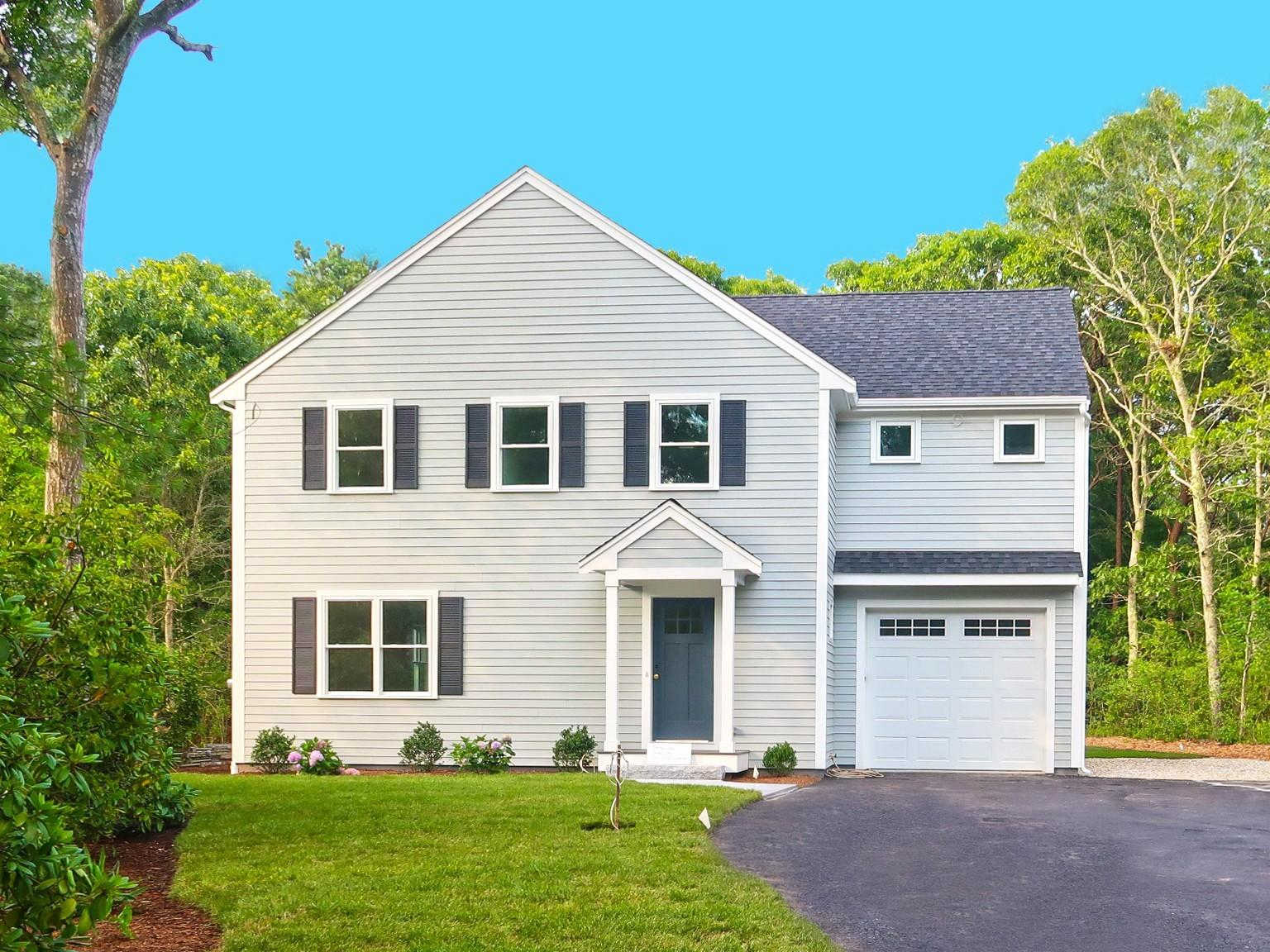 40 Gage Drive, East Falmouth, MA 02536 is now new to the market!