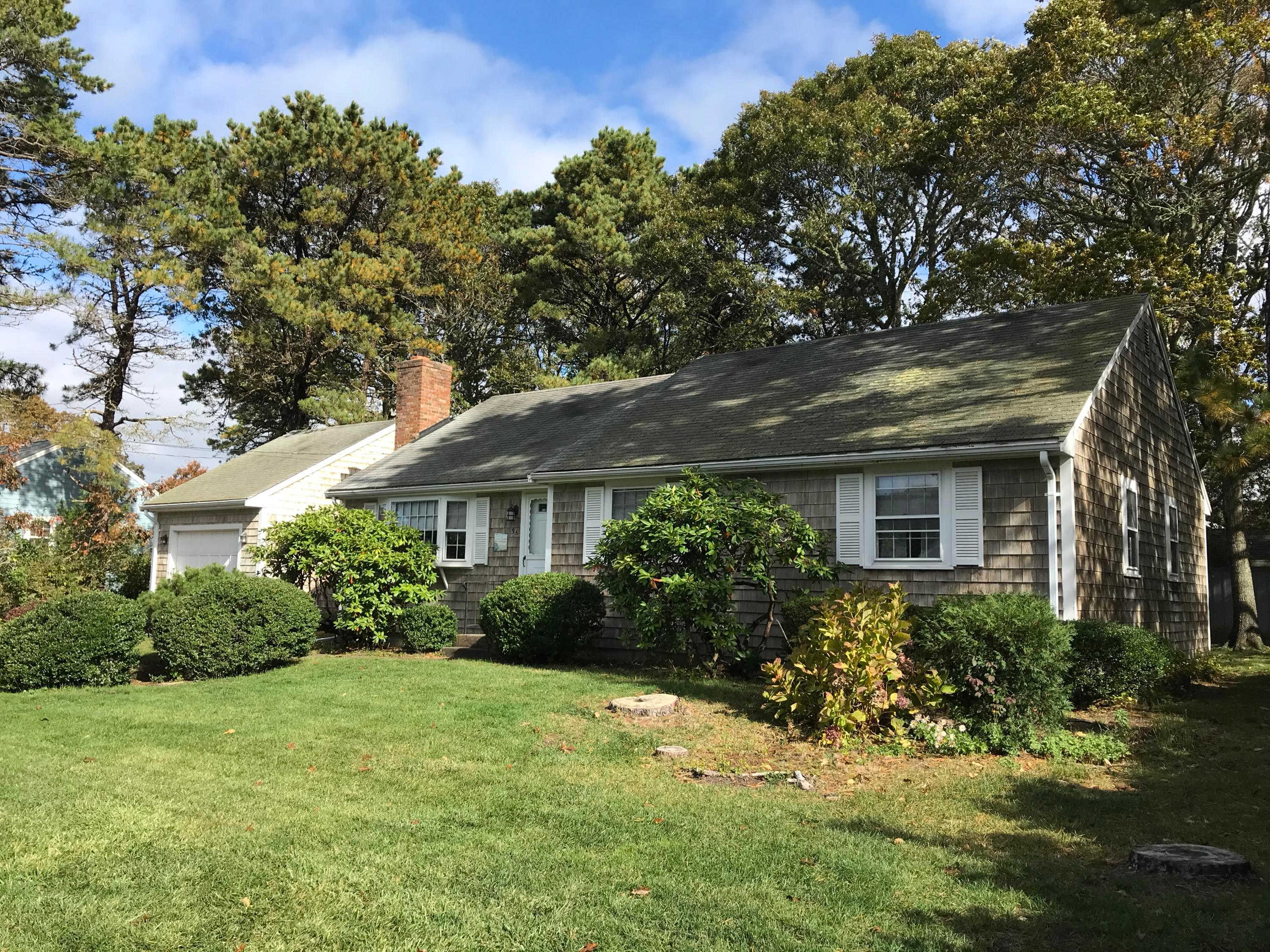 36 Capt Weiler Road, South Yarmouth, MA 02664 is now new to the market!