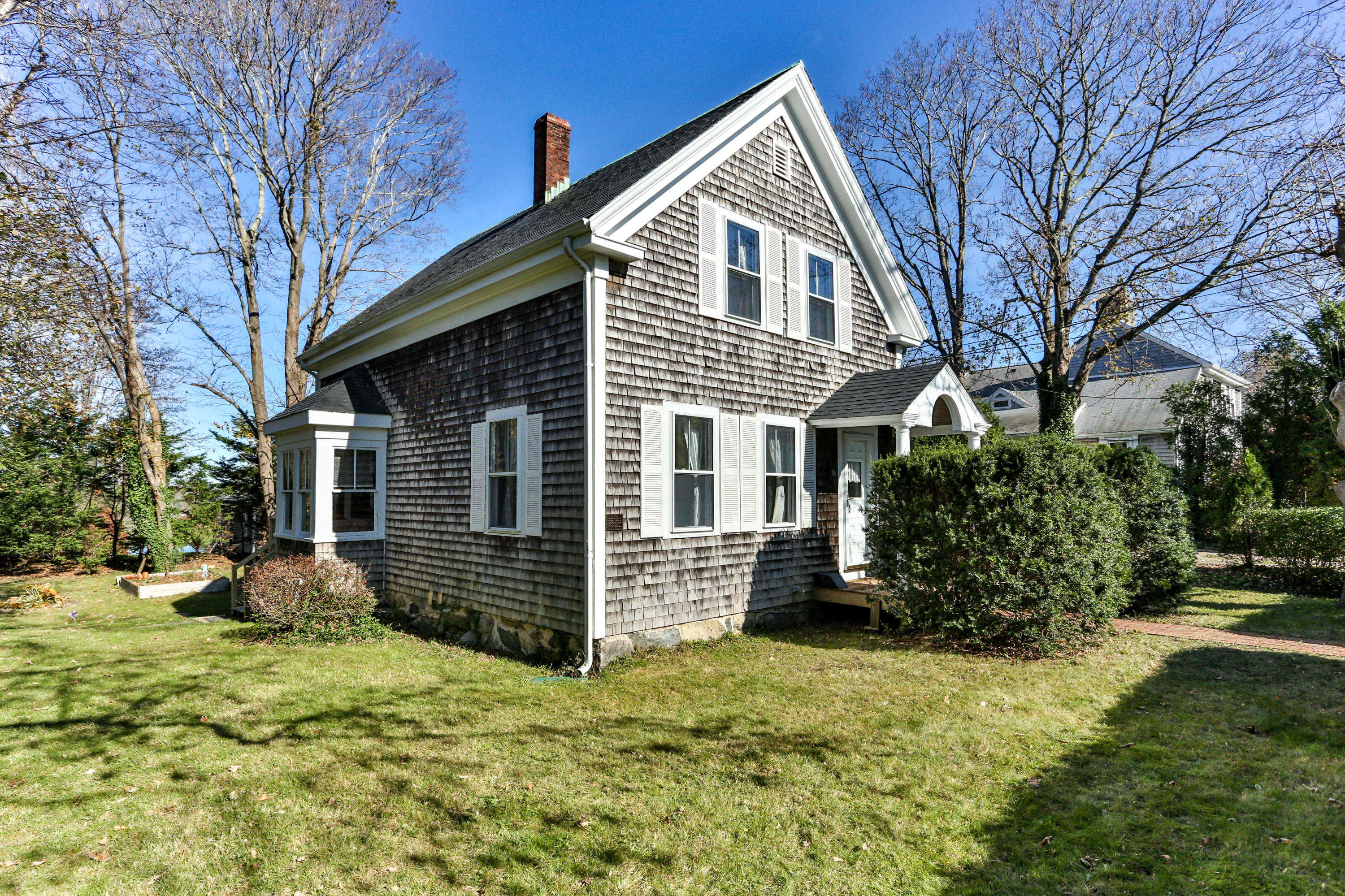 16 Route 6a, Yarmouth Port, MA 02675 is now new to the market!