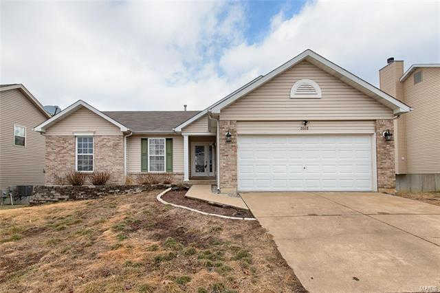 Another Property Sold - 2668 Ruddy Ridge, High Ridge, MO 63049