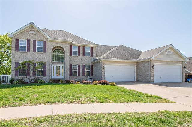 9756 Gerald Drive, St Louis, MO 63128 now has a new price of $489,900!