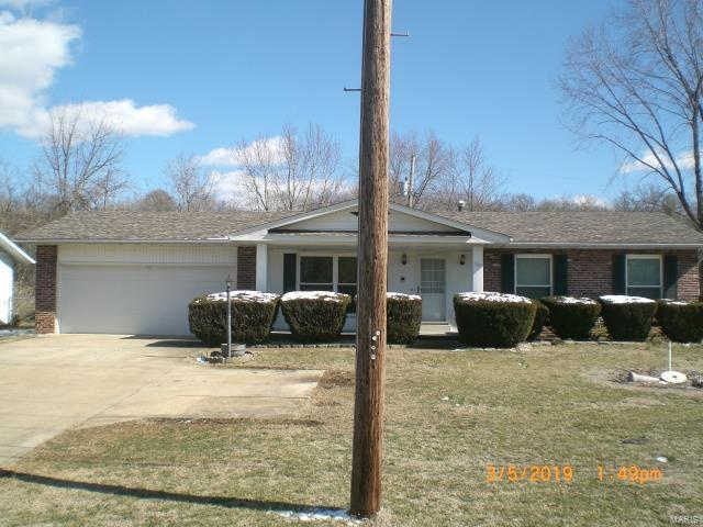 1507 Veterans Boulevard, DE Soto, MO 63020 now has a new price of $118,000!