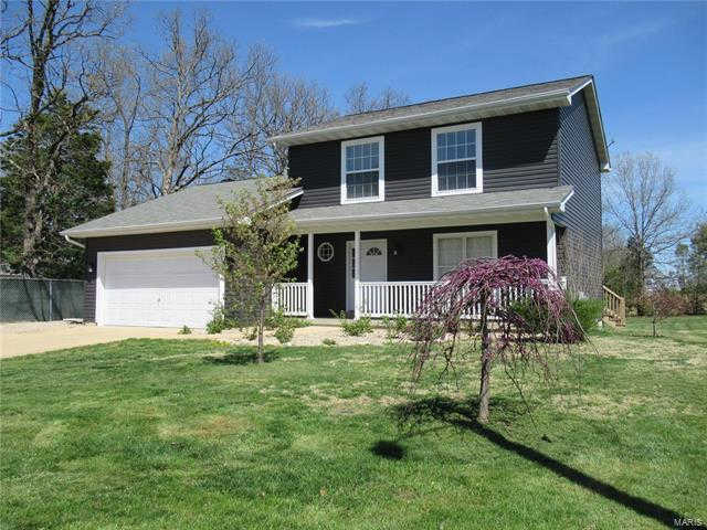 1052 Walter Drive, Sullivan, MO 63080 now has a new price of $170,000!
