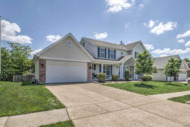 Another Property Sold - 1477 Shelby Point Drive, O'fallon, MO 63366