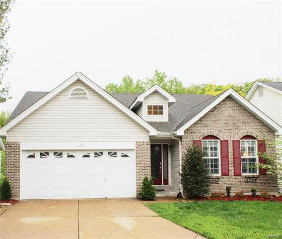 1566 Glenn Brooke Woods, Ballwin, MO 63021 is now new to the market!
