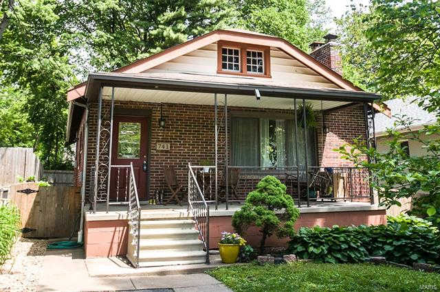 Video Tour  - 741 Yale Avenue, Webster Groves, MO 63119