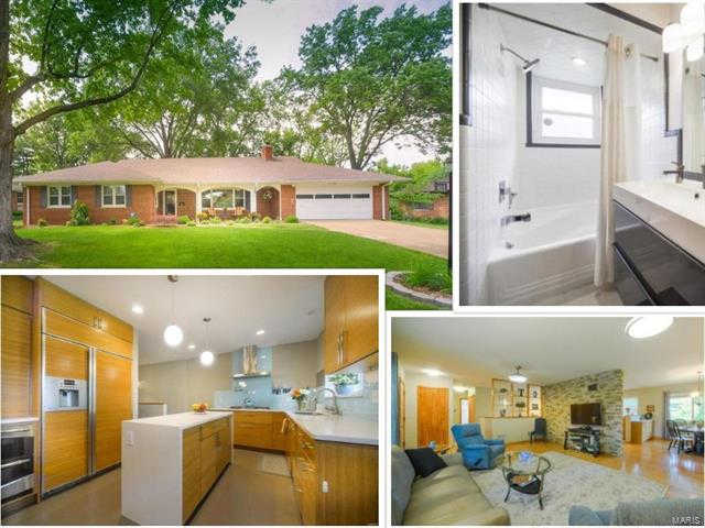 811 Bricken Place, Warson Woods, MO 63122 now has a new price of $474,900!