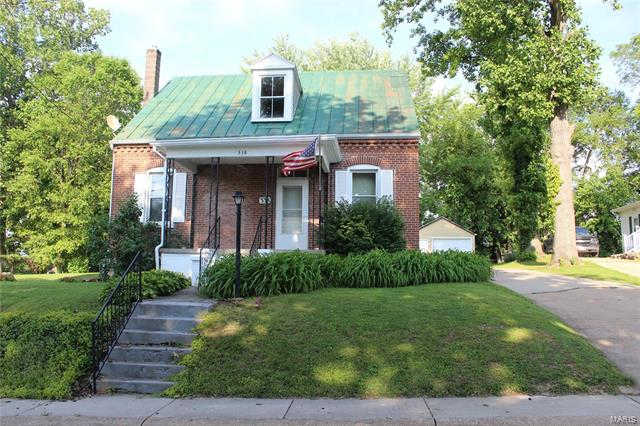 338 Stafford, Washington, MO 63090 now has a new price of $167,500!