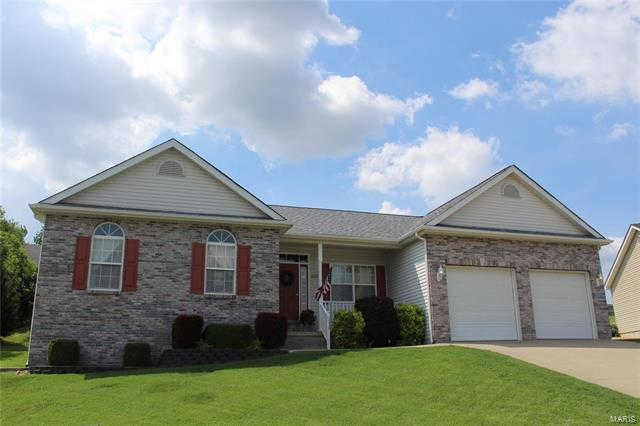 205 Kimberly, Washington, MO 63090 now has a new price of $233,900!