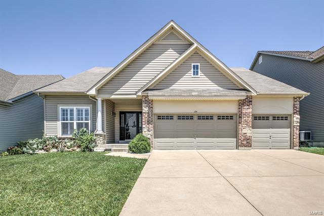 Video Tour  - 124 Berry Manor Circle, St Peters, MO 63376
