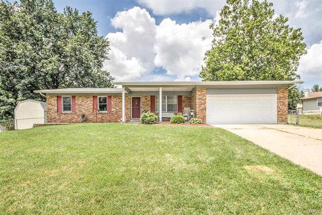 518 Kimberly Lane, St Peters, MO 63376 now has a new price of $195,000!