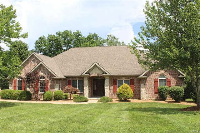 954 Prairie View Court, Washington, MO 63090 now has a new price of $445,000!