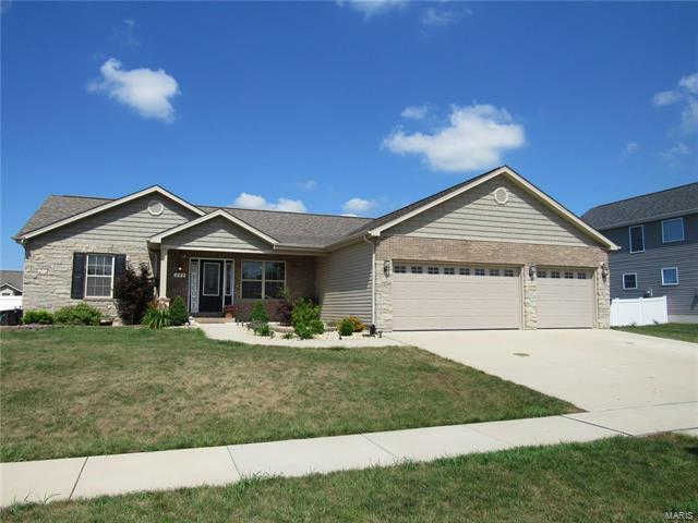 Another Property Sold - 249 Gabrielle Circle, Bethalto, IL 62010