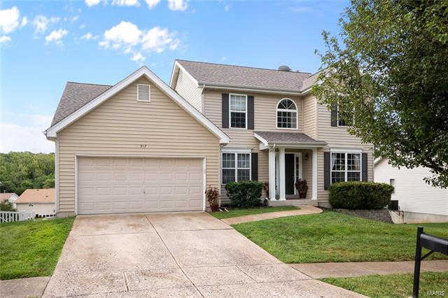 Another Property Sold - 317 Keystone Drive, Fenton, MO 63026