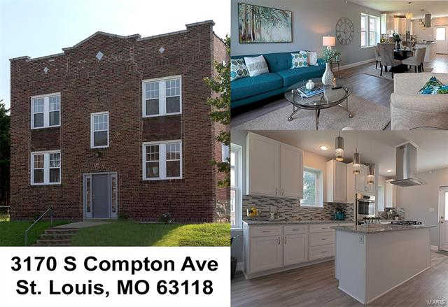 3170 South Compton Avenue, St Louis, MO 63118 has an Open House on  Sunday, August 25, 2019 1:00 PM to 3:00 PM