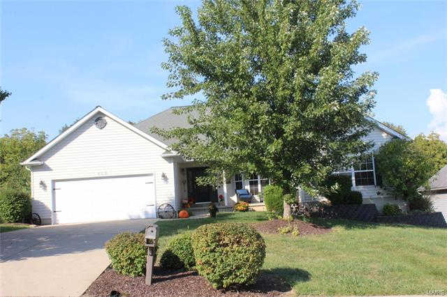 409 Olive Street, New Haven, MO 63068 now has a new price of $229,000!