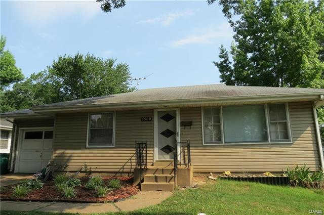 1509 Corinth Drive, St Louis, MO 63137 now has a new price of $45,000!