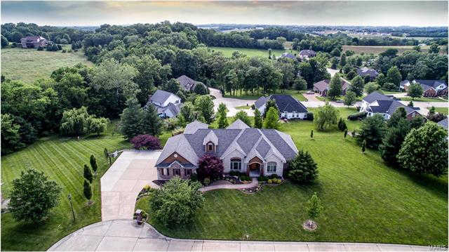 3409 Eagle Crest Drive, Washington, MO 63090 is now new to the market!