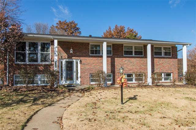 4551 Tauneybrook Drive, St Louis, MO 63128 now has a new price of $244,900!