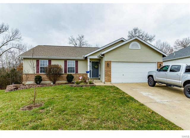 Another Property Sold - 2034 Peine Forest Drive, Wentzville, MO 63385