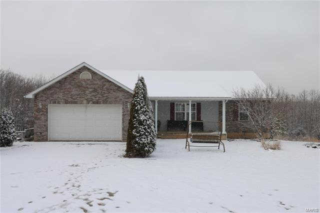 3796 Oak Hill, Cuba, MO 65453 is now new to the market!
