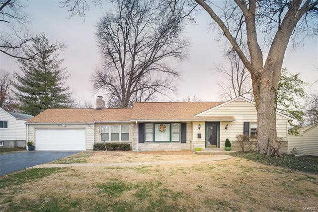 875 Rochdale Drive, Kirkwood, MO 63122 is now new to the market!