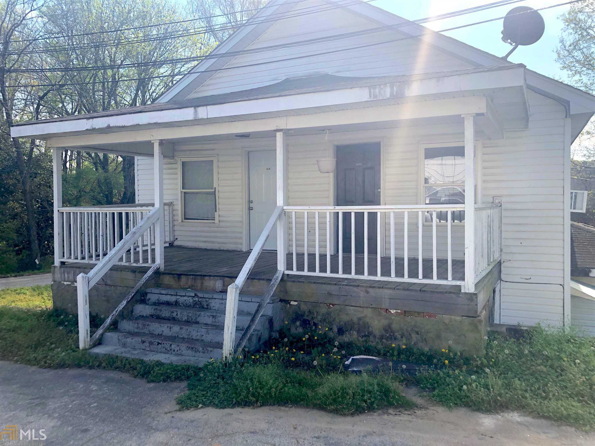 186 Chestnut St, Bremen, GA 30110 is now new to the market!