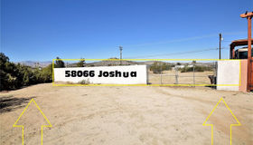 58066 Joshua Lane, Yucca Valley, CA 92284