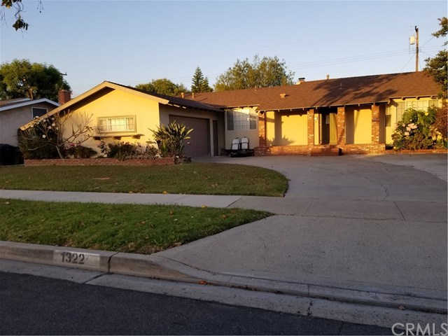 1322 S Courson Drive, Anaheim, CA 92804 is now new to the market!