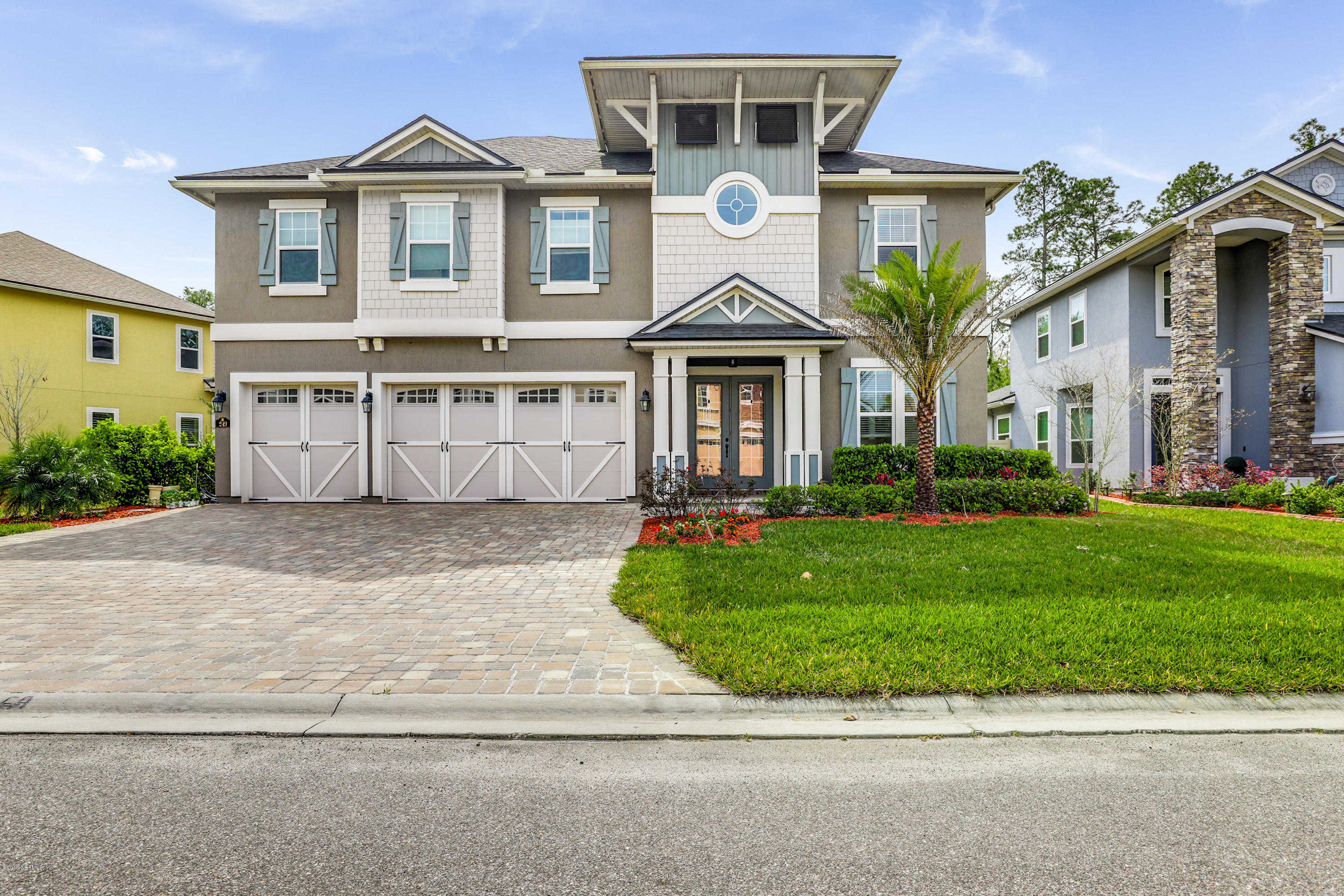 249 Tate Ln, St Johns, FL 32259 now has a new price of $558,900!