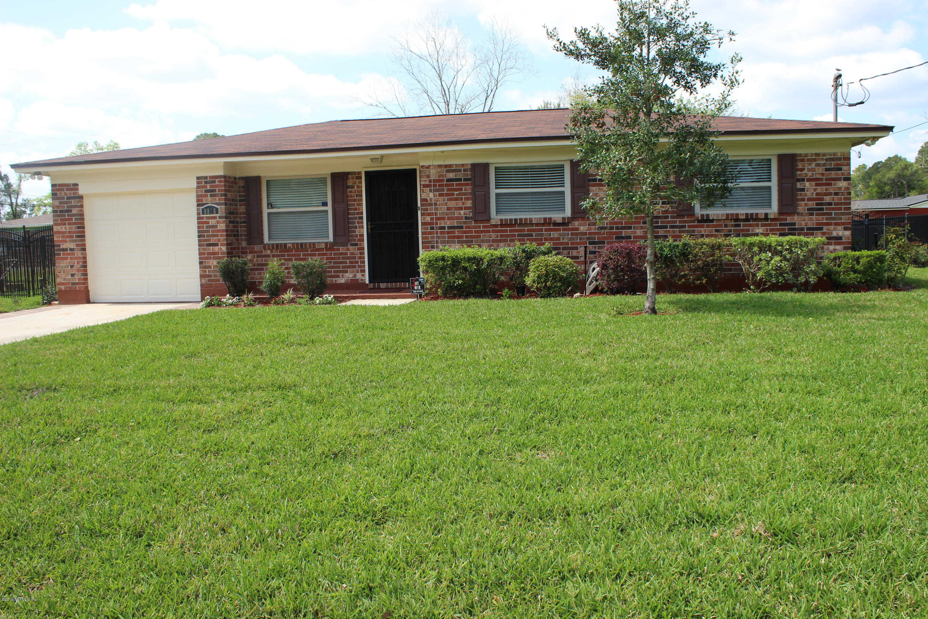 9818 Priory Ave, Jacksonville, FL 32208 now has a new price of $122,000!