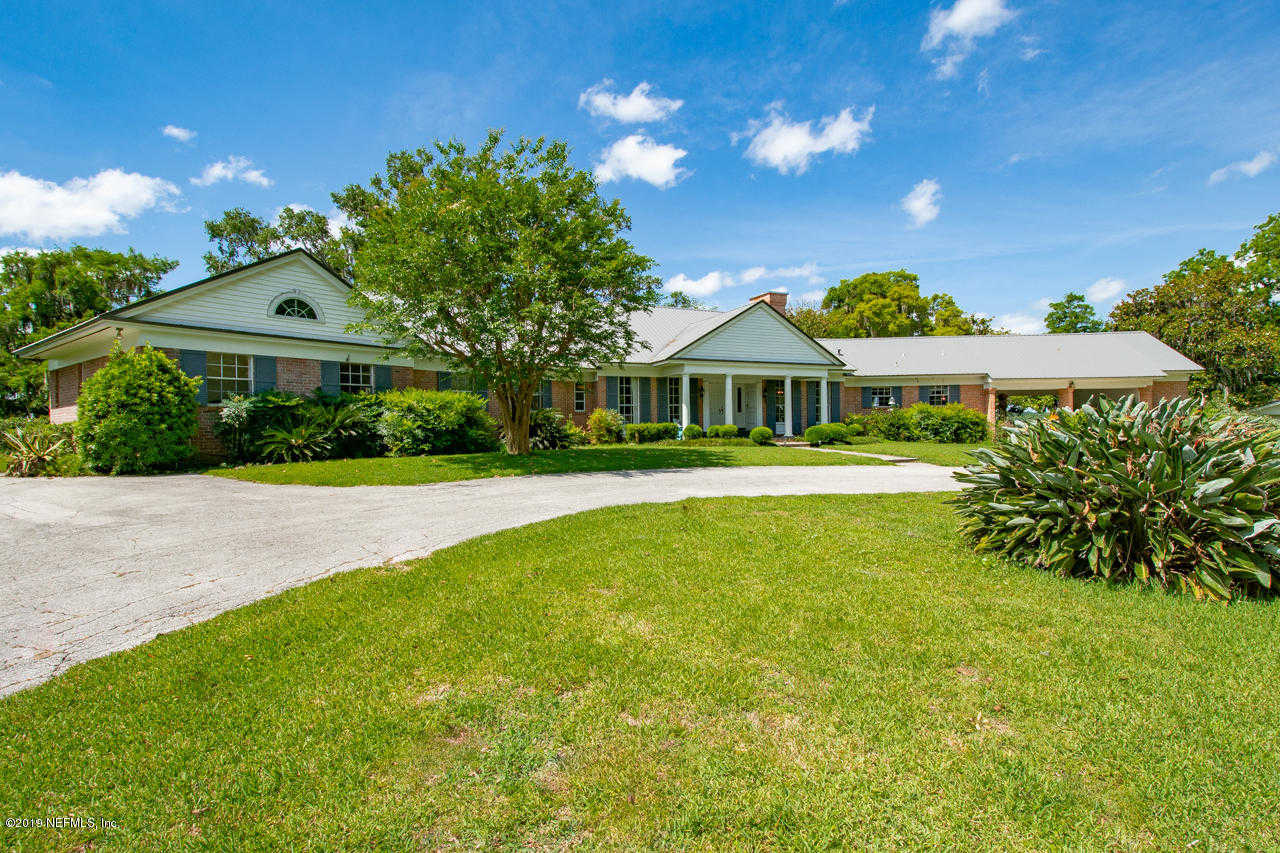 243 Moritani Point Rd, East Palatka, FL 32131 now has a new price of $845,000!
