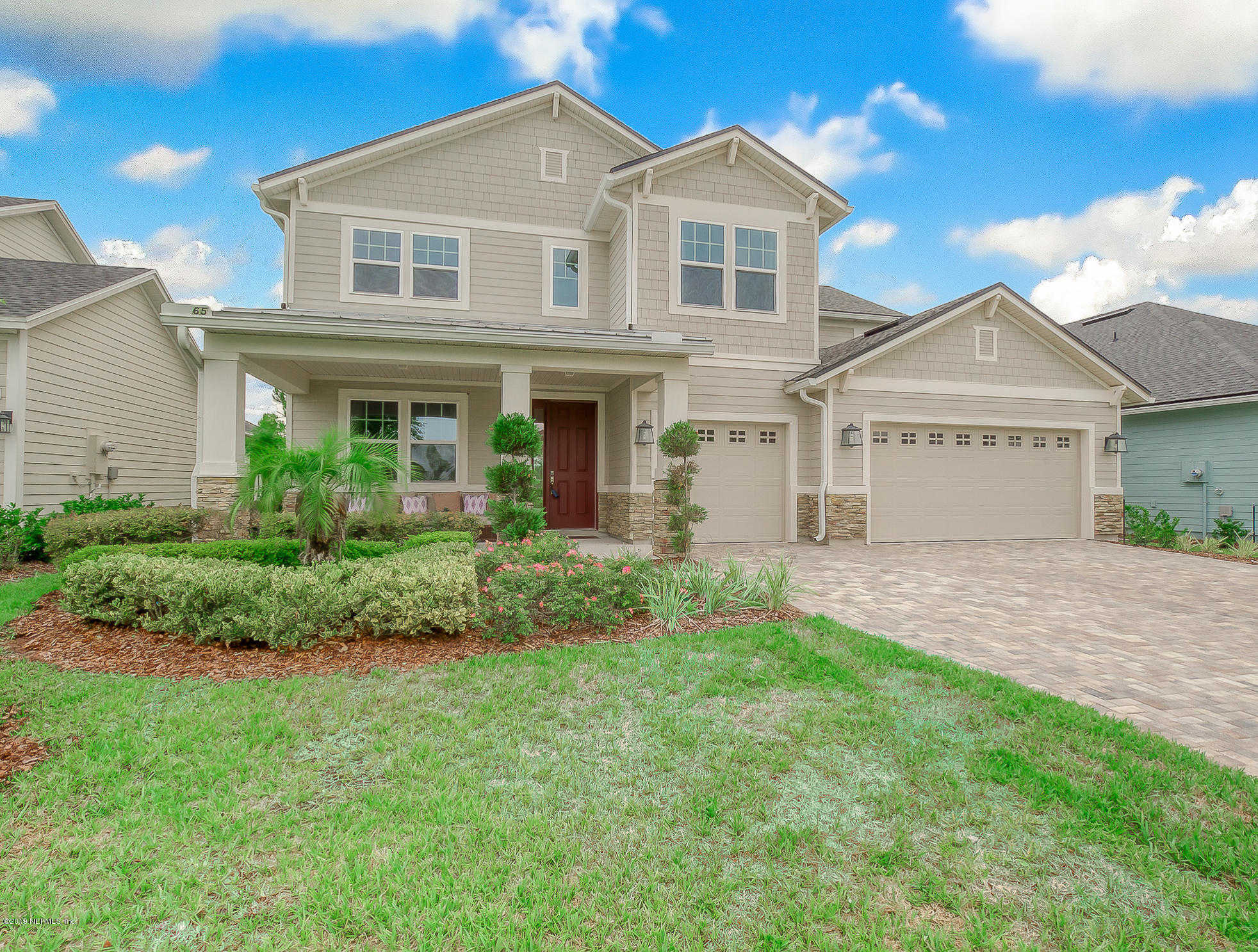 65 Palisade Dr, St Augustine, FL 32092 now has a new price of $429,950!