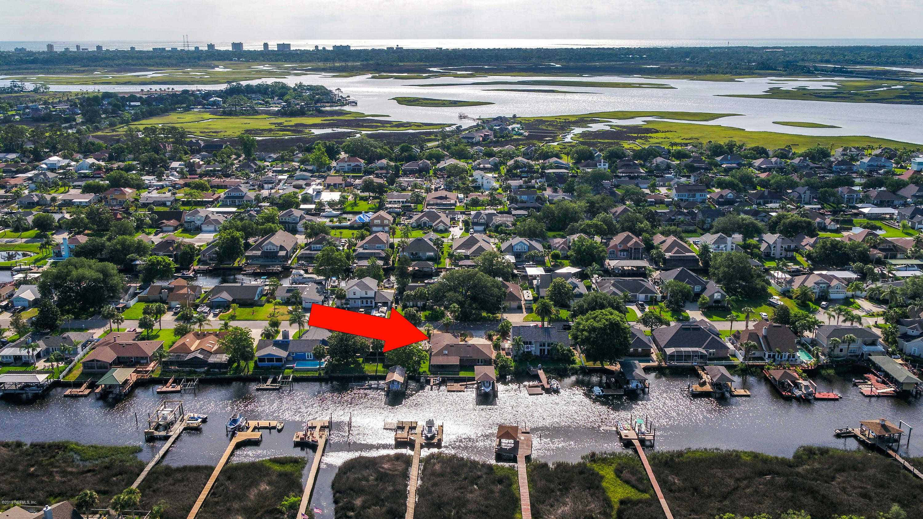 4376 Tideview Dr, Jacksonville Beach, FL 32250 is now new to the market!