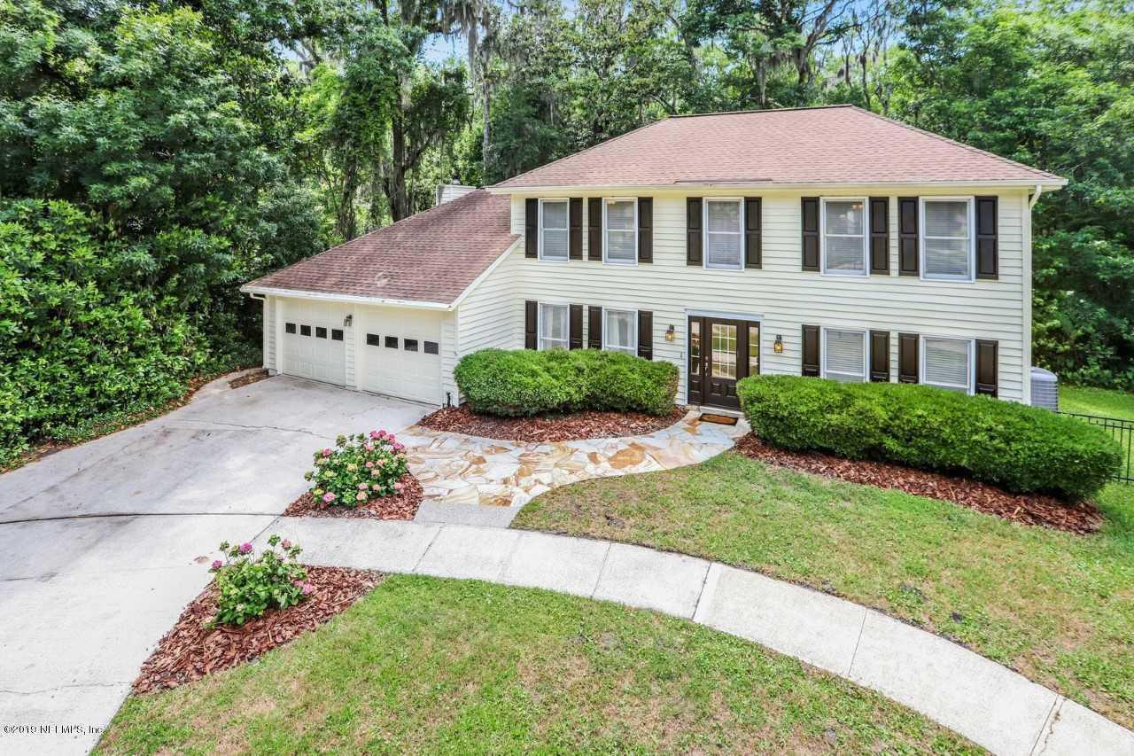 4407 Barrington Oaks Dr, Jacksonville, FL 32257 now has a new price of $269,500!