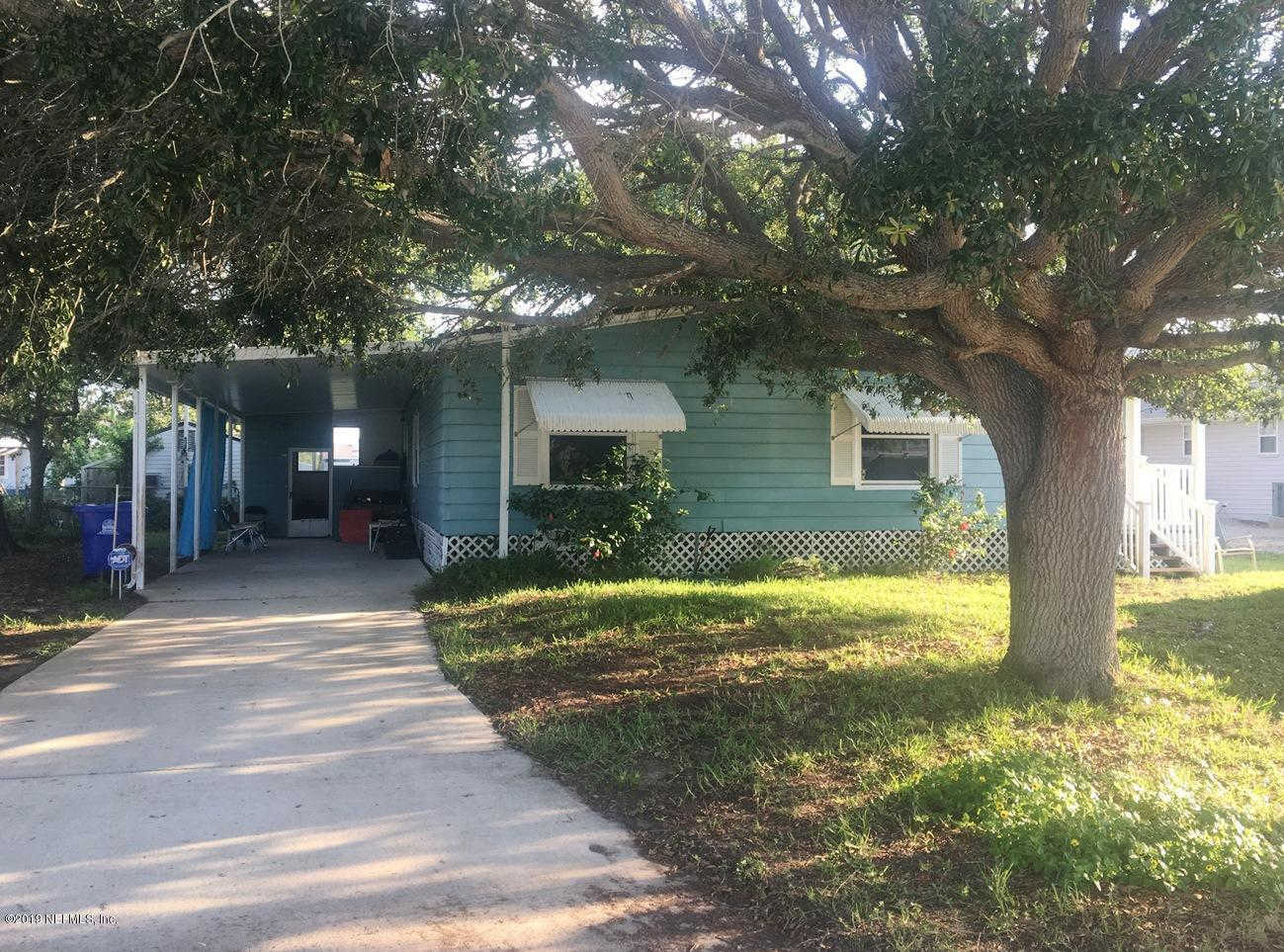 266 Pizarro Rd, St Augustine, FL 32080 is now new to the market!
