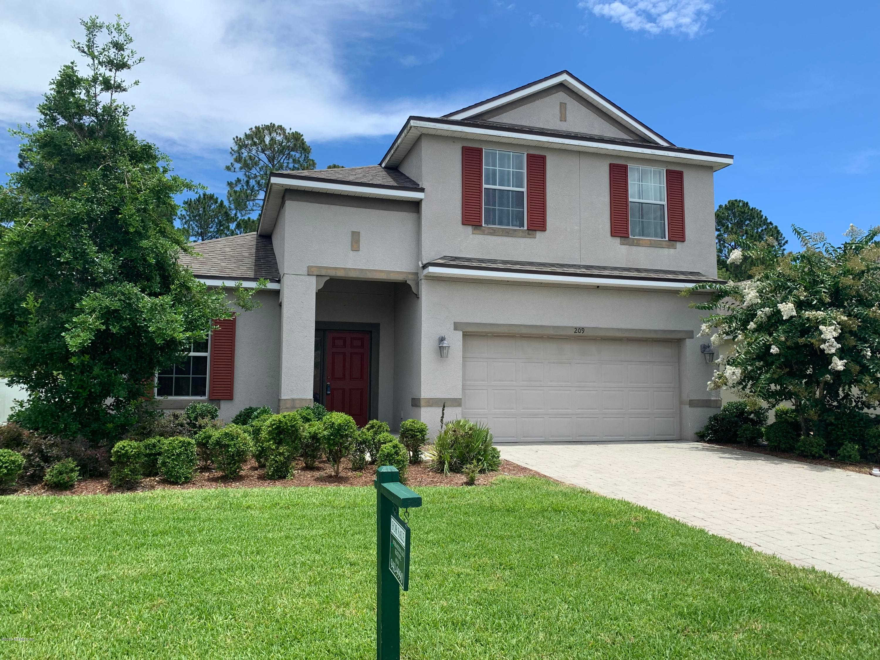 209 Los Caminos St, St Augustine, FL 32095 now has a new price of $289,000!