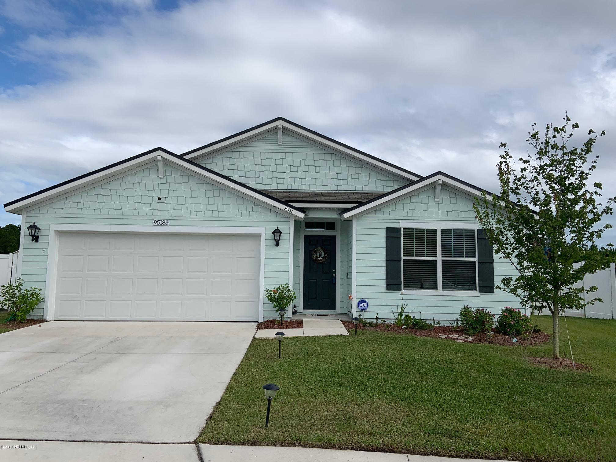 95183 Timberlake Dr, Fernandina Beach, FL 32034 is now new to the market!