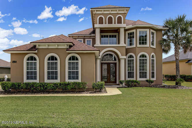 525 Saddlestone Dr, St Johns, FL 32259 is now new to the market!