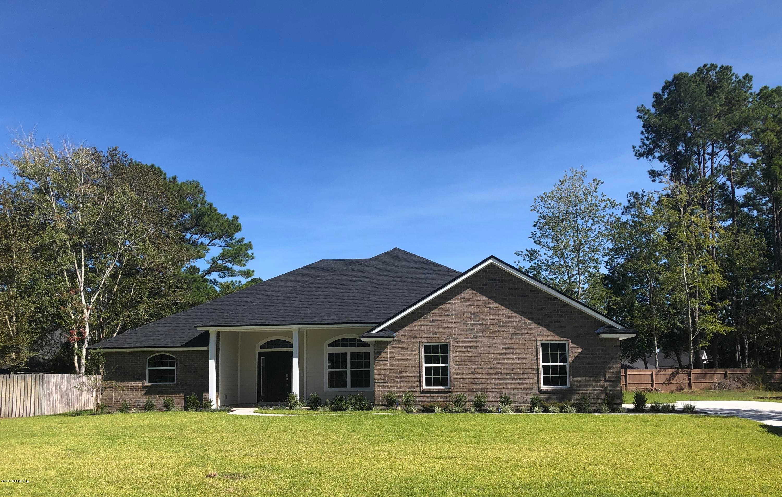 1286 Copper Creek Dr, Macclenny, FL 32063 is now new to the market!