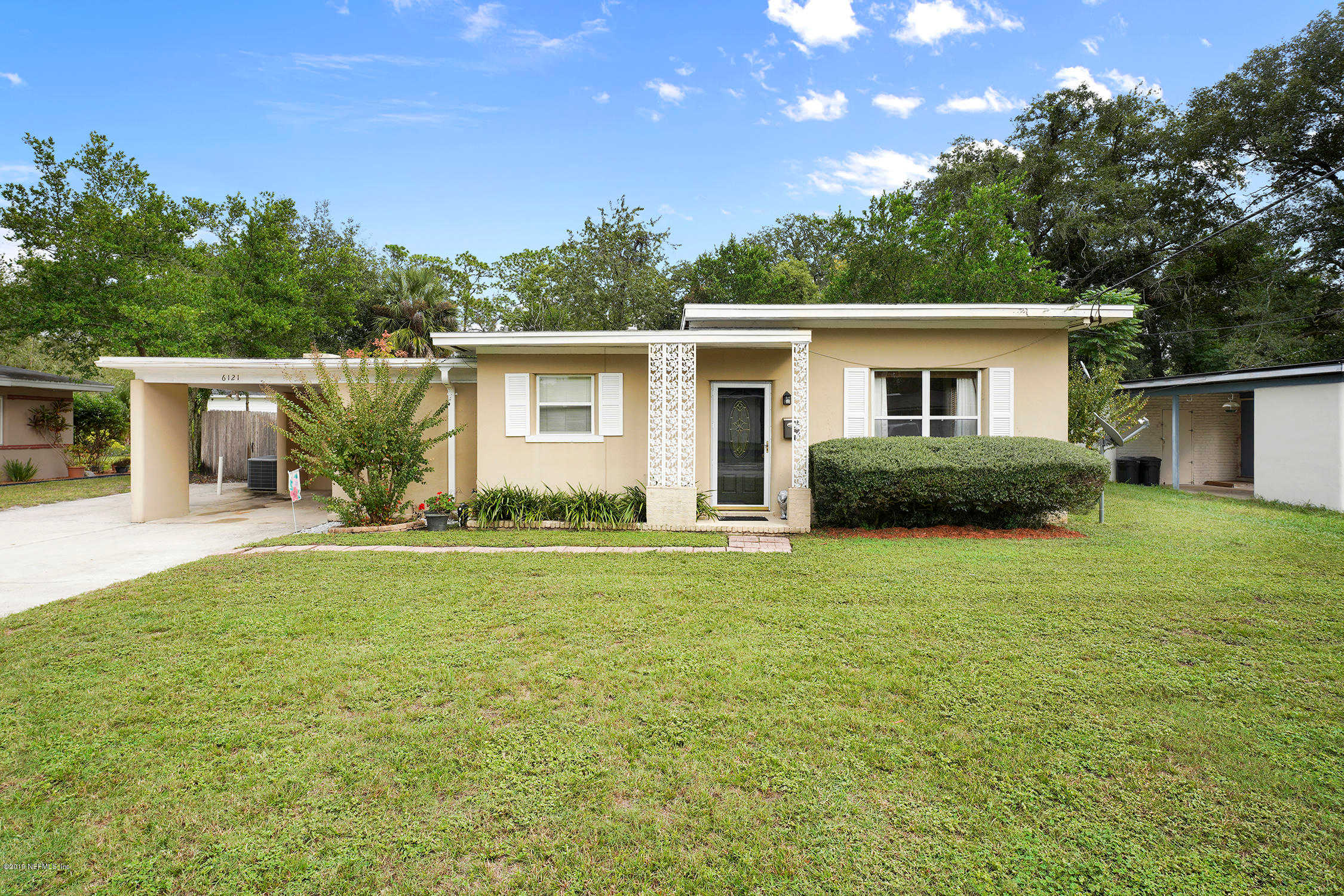 6121 Temple Rd, Jacksonville, FL 32217 is now new to the market!