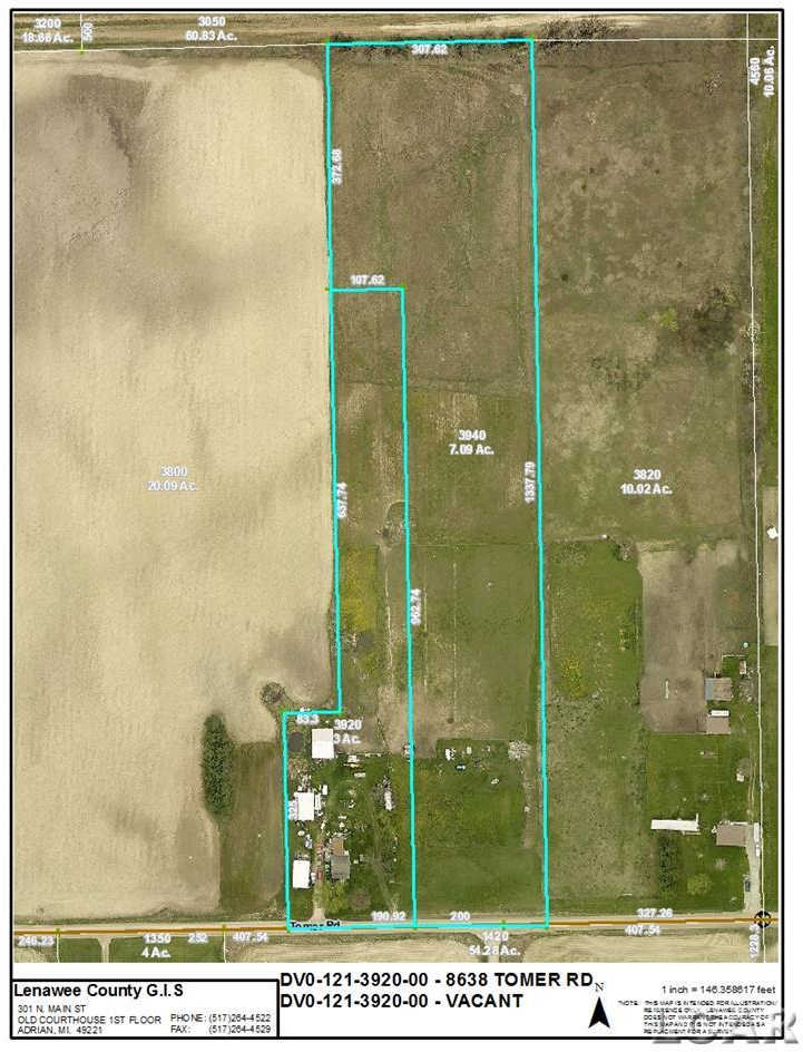 Another Property Sold - 8638 Tomer, Clayton, MI 49235