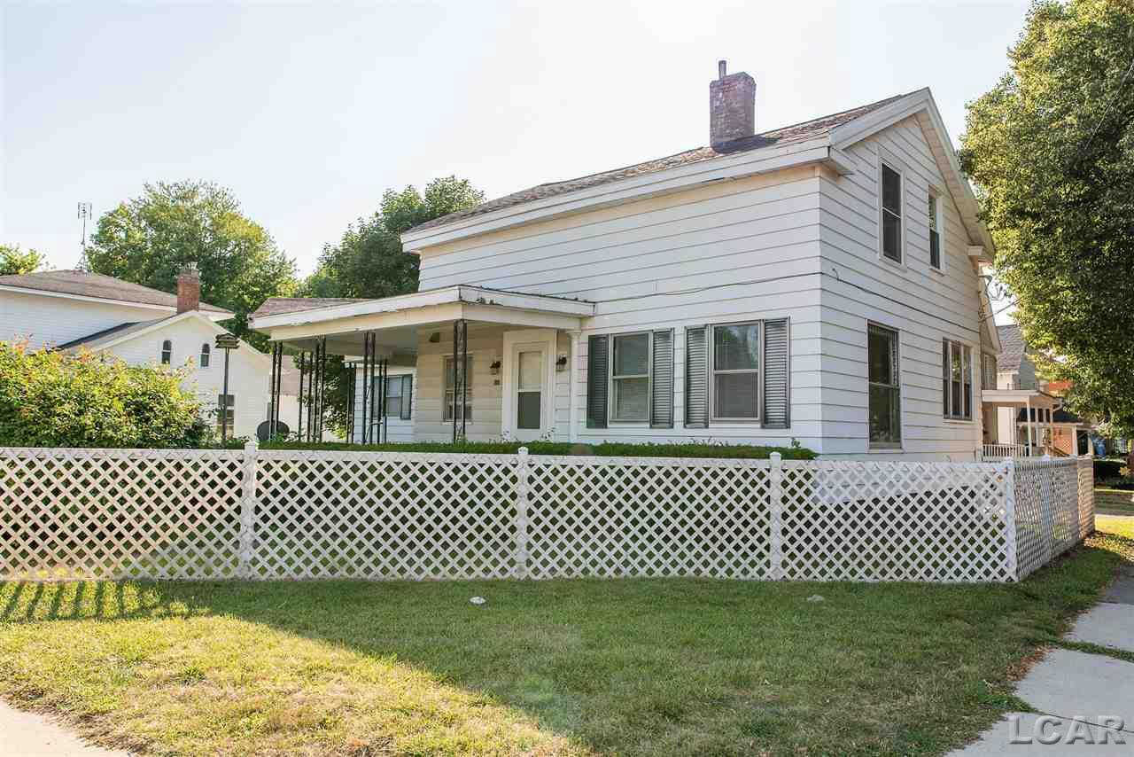 524 South Main, Adrian, MI 49221 now has a new price of $79,900!