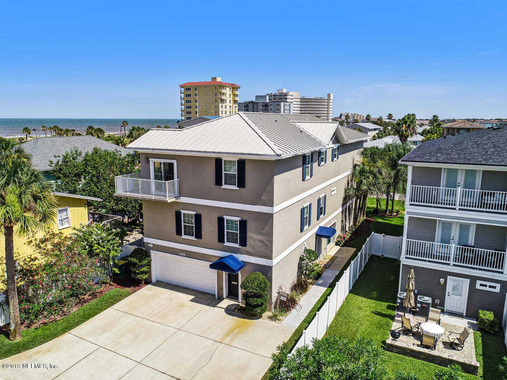 135 14TH Ave S, Jacksonville Beach, FL 32250 now has a new price of $450,000!