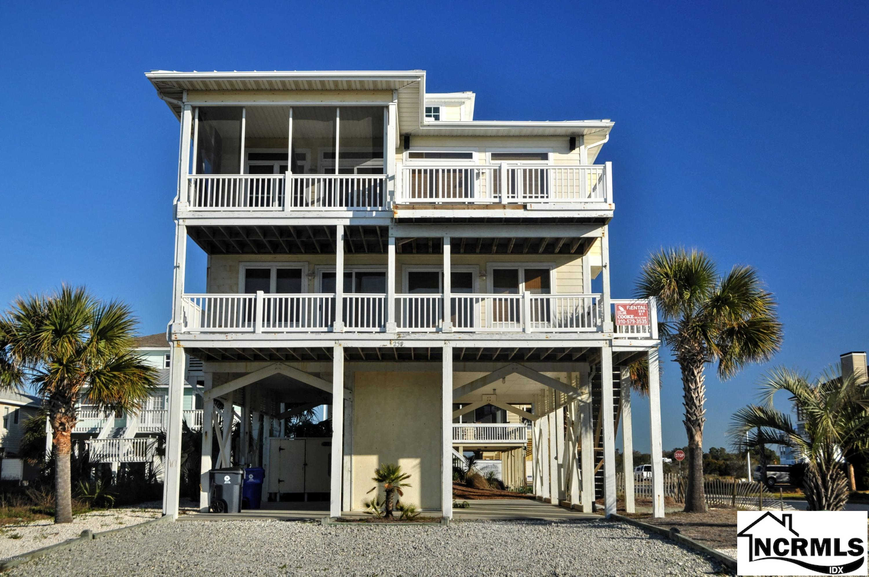 Another Property Sold - 259 E First Street, Ocean Isle Beach, NC 28469