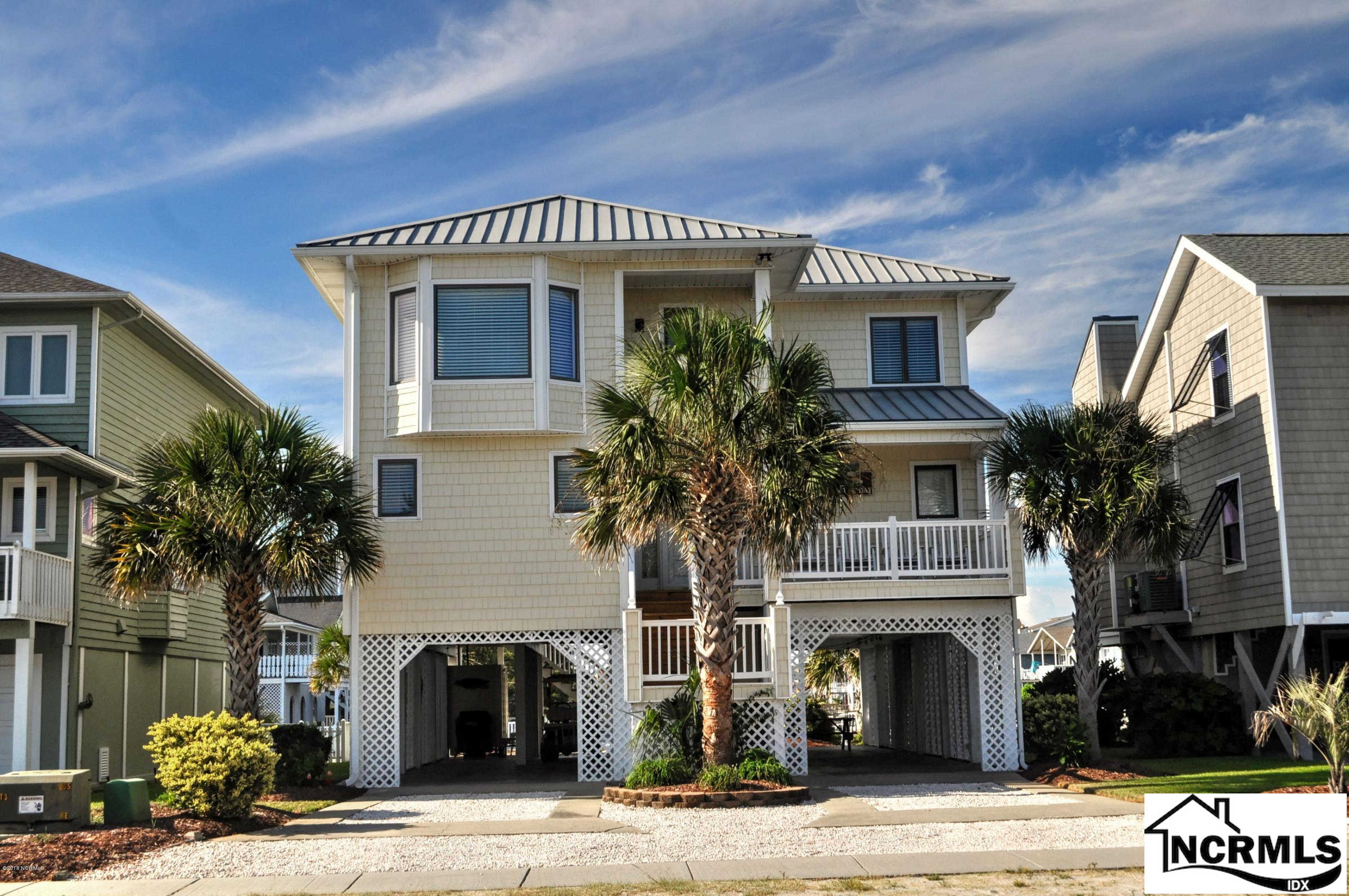 Another Property Sold - 85 E Second Street, Ocean Isle Beach, NC 28469