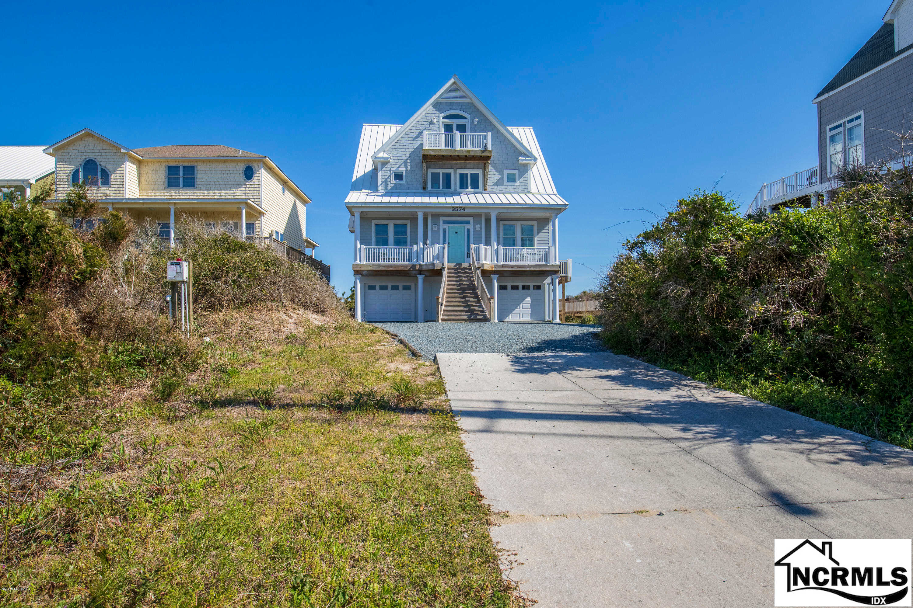 3574 Island Drive, North Topsail Beach, NC 28460 now has a new price of $1,693,000!