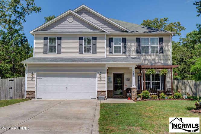 Another Property Sold - 148 Braeburn Boulevard, Richlands, NC 28574