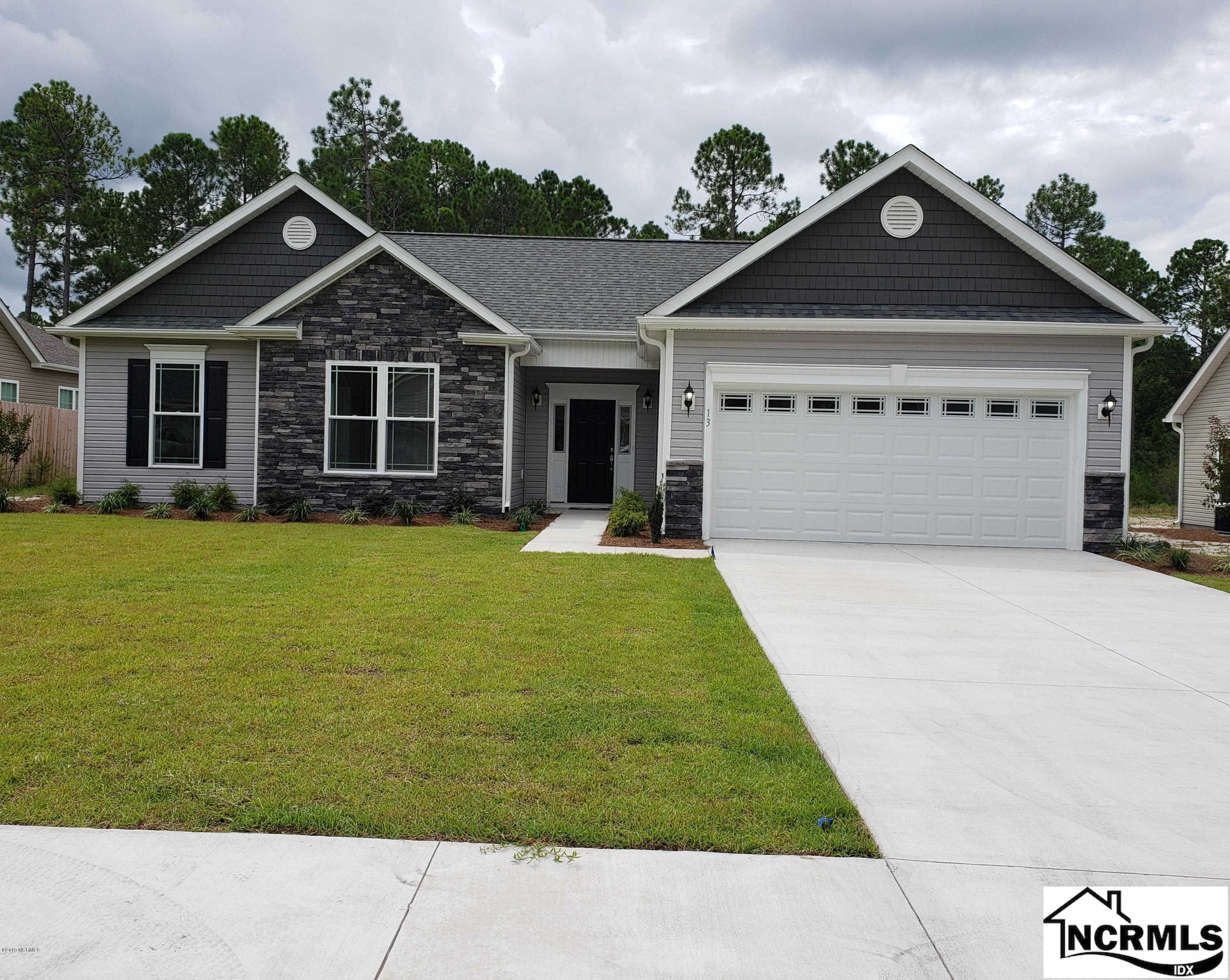13 Edinburgh Drive NW, Shallotte, NC 28470 now has a new price of $229,375!