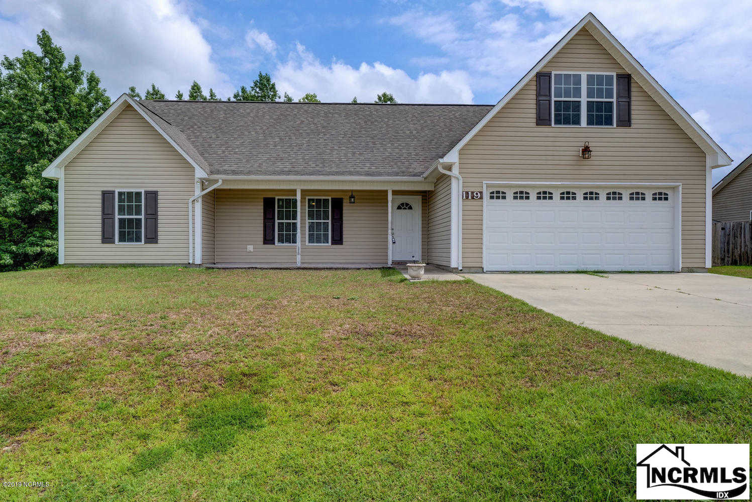119 Christy Drive, Beulaville, NC 28518 now has a new price of $165,000!